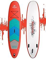 NatureHike Stand Up Paddle Board double couche PVC Drop Point de matériau