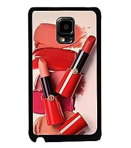 Printvisa Ultra Lipstick 2D Hard Polycarbonate Designer Back Case Cover for Samsung Galaxy No...