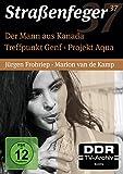 Straßenfeger 37 - Treffpunkt Genf/Der Mann aus Kanada/Projekt Aqua [4 DVDs] [Alemania]