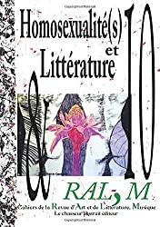 Cahier nº 10 - Homosexualité et Littérature