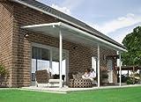 Hochwertige Aluminium Terrassenüberdachung