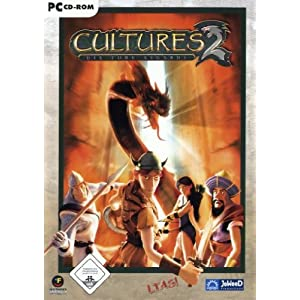 Cultures 2: Die Tore Asgards