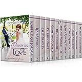 Whispers of Love: 12 Christian Romance Novels (English Edition)
