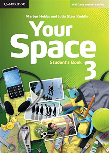 Your Space  3 Student's Book - 9780521729338