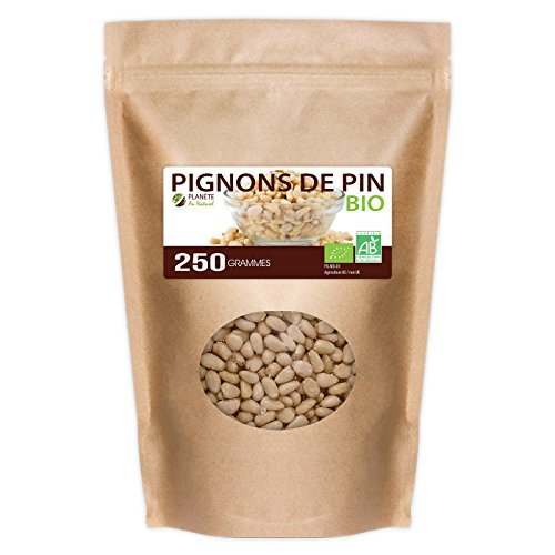Pignons de Pin Bio - 250g (décortiqués)