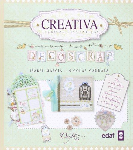Decoscrap por Isabel;Gándara, Nicolás García