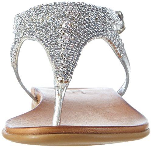 Inuovo Damen 6197 T-Spange Silber (Silver)