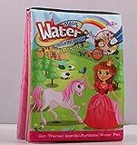 Gperw Kleinkindspielzeug Graffiti-Wasser-Leinwand-Buch-frühe Kindheitserziehung-Puzzlespiel-Werkzeug