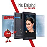 iBall, Slide Iris Drishti Tablet with touchscreen,wifi,voice calling,good camera and great capacity, 7-inch length,(Rugged Black)