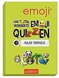 Das total verrückte emoji-Quizzen – Wilde Tierwelt