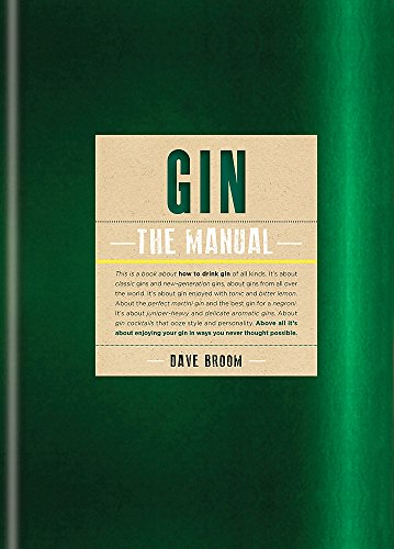 Gin. The Manual           por Vv.Aa.