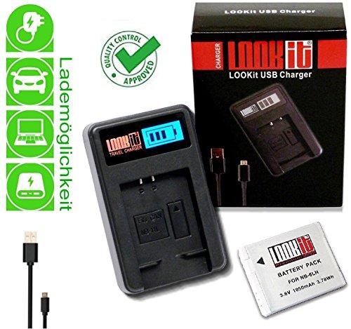 lookit-lcd-ladegerat-lookit-akku-nb-6lh-1050mah-kompatibel-fur-canon-powershot-sx540-sx710-sx610-sx5