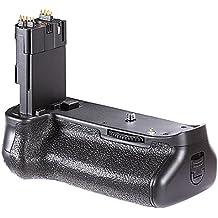 Neewer Reemplazo vertical Battery Grip - Empuñadura vertical para Canon EOS 6D (equivalente a Canon BG-E13)