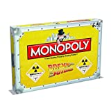 Back to the Future Board Game Monopoly *English Version* Winning Moves