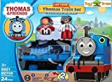 #9: ToyTree Thomas and friends train set 24 pc