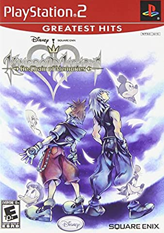 Kingdom Hearts Re: Chain of Memories / Game