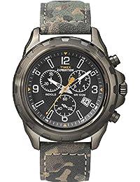 Timex Herren-Armbanduhr Expédition Rugged Chronograph Quarz T49987