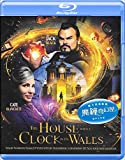 The House With A Clock In Its Walls (Region A Blu-ray) (Hong Kong Version / Chinese subtitled) 魔鐘奇幻屋