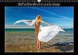 Sofia Blonde Et Nue a La Plage 2018: Photos Erotiques D'une Jeune Femme Nue, Blonde Aux Yeux Bleus, Nue, Qui Bronze Et Se Prelasse Sur Une Plage De Sable Et Sur Des Rochers.