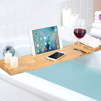 rustic tutorial diy bathtub tray your bath own free tub build pin wood plans