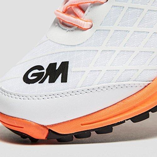 Gunn & Moore Original All-Rounder, Scarpe da Cricket Unisex – Adulto Multicolour (Orange/White Orange/White)
