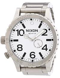 Nixon Unisex Watch 5130Analogue Quartz Stainless Steel A057100: