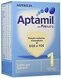 Aptamil 1 Latte in Polvere per Lattanti - 4 Confezioni x 700 gr