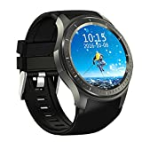 DOMINO DM368 3G Smartwatch Android OS Quad-Core CPU 1 IMEI Bluetooth 8GB Memory