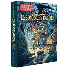 Les Mondes cachés - Coffret Noël :Tomes 1 & 2 (+ posters)