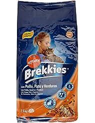Brekkies Cat Mix Pollo - 1500 gr