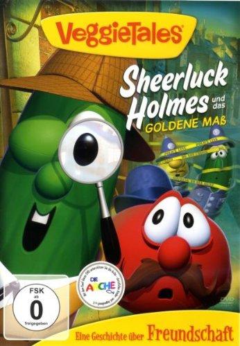 VeggieTales - Sheerluck Holmes und das goldene Maß