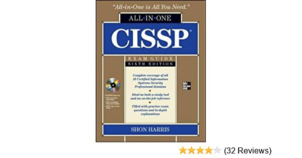 Buy CISSP All-in-One Exam Guide, 6th Edition Book Online at Low ...