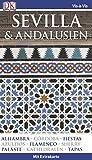 Vis-à-Vis Reiseführer Sevilla & Andalusien: mit Extrakarte und Mini-Kochbuch zum Herausnehmen - David Baird