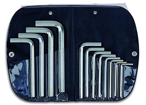 USAG 280 SE12 Satz Schraubendreher (für Innensechskantschrauben, 12-teiliger) U02800284