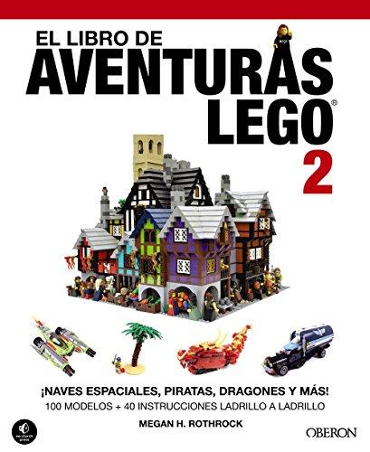 El libro de aventuras LEGO 2 (Libros Singulares)