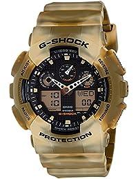 Herren Uhr Casio GA-100MM-5ADR