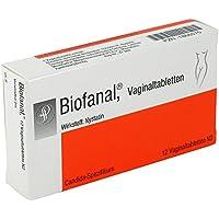 Biofanal Vaginaltabletten 12 stk preisvergleich bei billige-tabletten.eu
