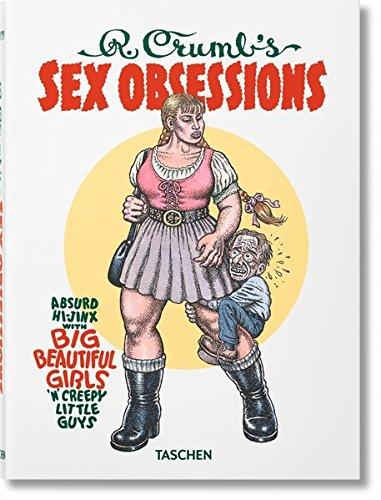 BU-CRUMB, SEX OBSESSIONS -ANGL