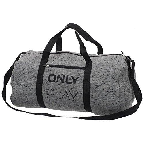 Only Play-Gazel Promo Bag Grey Mel-Sacchetto di sport-Grigio melange-Taglia unica