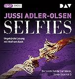 Selfies. Der siebte Fall für Carl Mørck, Sonderdezernat Q: Ungekürzte Lesung mit Wolfram Koch (2 mp3-CDs) bei Amazon kaufen