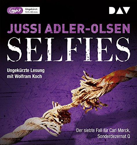 Selfies. Der siebte Fall für Carl Mørck, Sonderdezernat Q: Ungekürzte Lesung mit Wolfram Koch (2 mp3-CDs) - Ipod-musik-fall