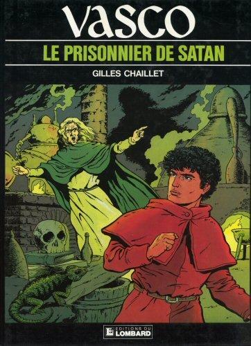 Vasco, n° 2 : Le prisonnier de satan