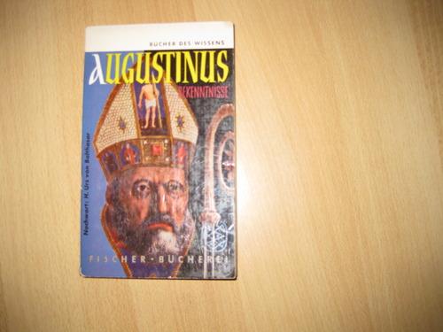 Bekenntnisse Broschiert – 1963 Aurelius Augustinus Hermann Endrös Goldmann B0000BFZGL
