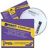 PASST! COSPLAY Schnittmuster nach Maß - CD mit Software und 21 Maß-Schnittmustern für phantasievolle Cosplays