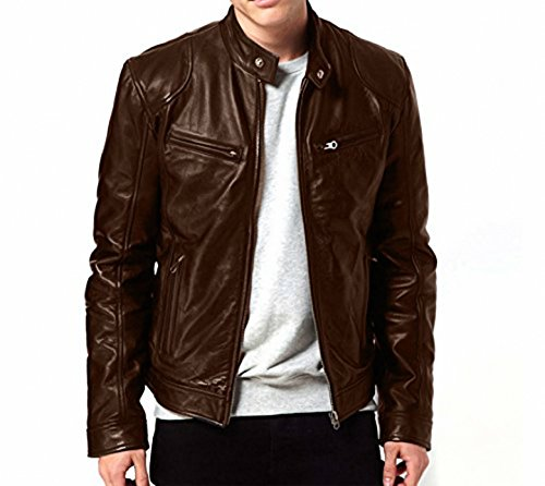 Zahr Bomber Series Men's Biker Jackets