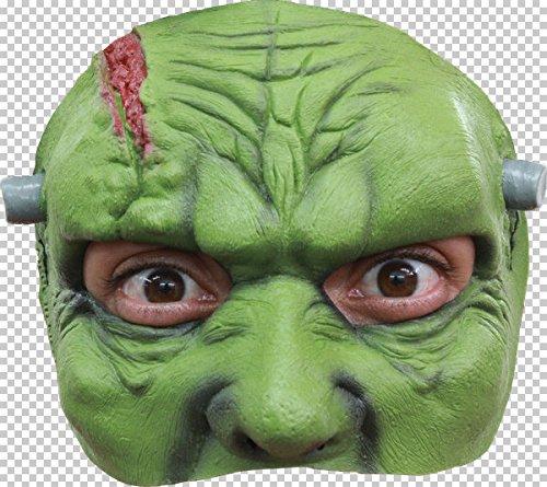 Unbekannt AEC-mahal673-Halbmaske Latex Erwachsene Frankenstein