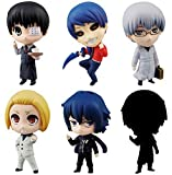 Aoshima Tokyo Ghoul SD Figure Swing Collection Vol.2 Set of 6 by Aoshima