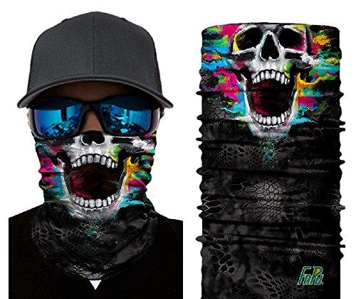 otenkopf Maske Clown Halstuch Halloween Kostüme Motorrad Ski Jagen Fahrrad (#7) (Outdoor-halloween-kostüme)