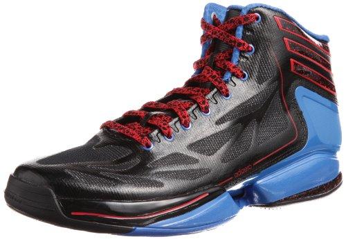 new product 58c42 2b604 adidas Adizero Crazy Light 2 - Zapatos de baloncesto de material sintético  hombre, negro -