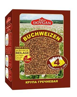 Dovgan Buchweizen - Portionsbeutel, 5er Pack (5 x 400 g)